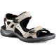 ECCO Offroad Sandals Women Atmosphere/Ice White/Black